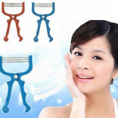 1pc Handheld EPI Face Facial Hair Removal Roller Threading Beauty Epilator