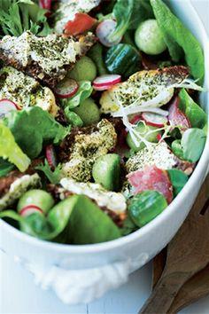 7 sunde salater -