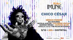 Festival IMuNe – Instante da Música Negra comemora um ano. Celebrando a resistência, a coletividade e a criação artística negra contemporânea, oFestival IM