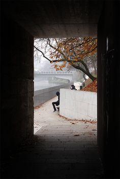 concrete frame by Enrico Casagni, via Flickr