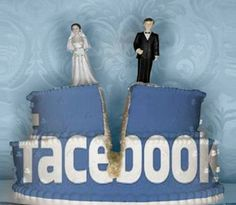 Facebook culprit for increase in divorces: http://ift.tt/2suqxes