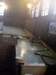Konyoku Onsen 混浴温泉 Are Japanese Hot Spring Baths That