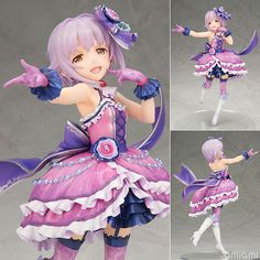 AmiAmi [Character & Hobby Shop] | THE IDOLM@STER Cinderella Girls - Sachiko Koshimizu Jishou Kanpeki Ver. 1/7 Complete Figure(Pre-order)