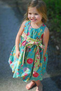 Bubble Dress Pattern