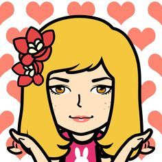FaceQ is a cool app. Create your avatar!