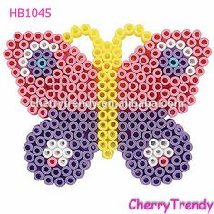 Plastic Butterfly Perler Pattern Bead - Buy Perler Beads Ideas ...
