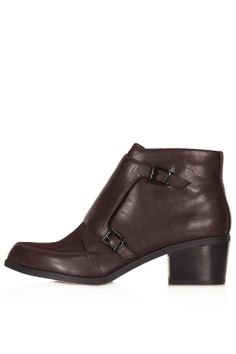 ACUTE Pony Strap Boots - Boots - Shoes - Topshop