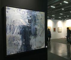 Bernadette Morand   120x120 cm