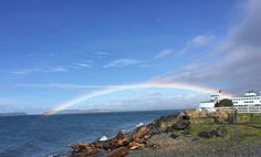 Taken from Lighthouse Park in Mukilteo Washington by Bethany Maitland Nottingham