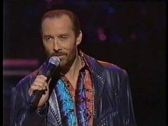 """Lee Greenwood - I heard him perform his best-known hit, """"God Bless the USA,"""" and """"God Bless America"""" at the Charlotte Motor Speedway on more than one occasion."""