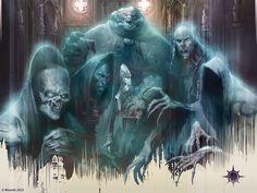 Gatecrash MtG Art - Art of Magic: the Gathering Dark Fantasy Art, Fantasy World, Dark Art, Fantasy Series, High Fantasy, Angel Demon, Art Magique, The Crow, Mtg Art