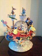 Disney Snowglobe Ship