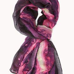 Daydreamer Tie-Dye Scarf
