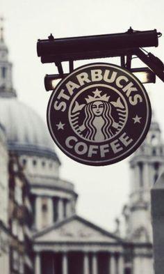 En Londres #Starbucks