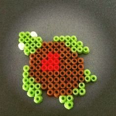 Melty bead sea turtle