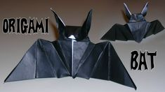 Download the diagram and follow along with the video! This video gives step-by-step instructions for creating Andrea Mantler's Bat, one of the coolest origam...