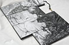 Original Black and White Large Modern Photo by TheVelvetBranch, $94.95 #modernart #urbanart #Etsyshop #originalphotography #homedecor