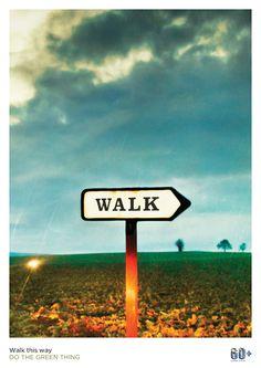 Walk by Vaughn Oliver