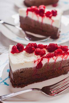 So i Biber: Čokoladna mus torta sa tri sloja