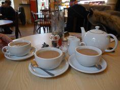 Cafe Marmalade, Leith, Edinburgh