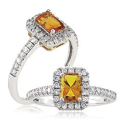 Citrine Engagement Rings: An Affordable Option of Beautiful Jewelry citrine engagement rings uk – Di Candia Fashion