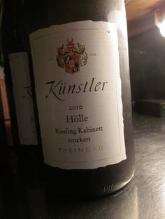Riesling - German wine