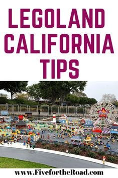 Visiting LEGOLAND California? Check out these LEGOLAND tips and information about Legoland Attractions at the California park. #legolandcalifornia