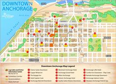 Des Moines hotels and sightseeings map Maps Pinterest Usa