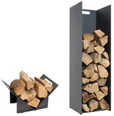 stovax log holder heating