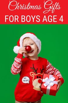 Gifts for Teen Boys The best Christmas presents for 4 year old boys! Gifts for Teen Boys The best Christmas presents for 4 year old boys! 4 Year Old Christmas Presents, Christmas Present Guide, Christmas Gifts For Boys, Gifts For Teen Boys, Gifts For Teens, Holiday Gift Guide, Christmas Fun, Xmas, Best Secret Santa Gifts