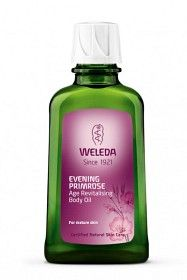 Bild på Weleda Evening Primrose Age Revitalising Body Oil 100 ml