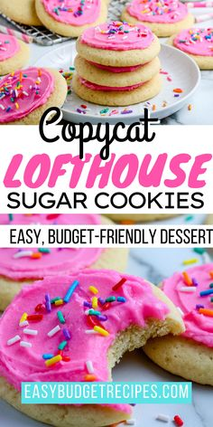 This recipe makes 48 cookies for about $7.05. Copycat recipes are a cost-effective way to enjoy your favorite treats. For more easy copycat recipes follow Easy Budget Recipes!