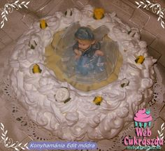 Mimóza szelet Birthday Cake, Desserts, Food, Tailgate Desserts, Deserts, Birthday Cakes, Essen, Postres, Meals