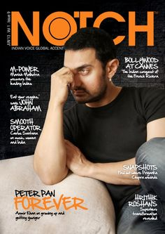 Get your digital subscription/issue of NOTCH-June - 2013 Magazine on Magzter and enjoy reading the Magazine on iPad, iPhone, Android devices and the web. John Abraham, Me App, Aamir Khan, Cover Pages, I Love Books, Book Nerd, The Man, The Voice, You Got This