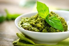 Although it should be just a few simple ingredients, store-bought pesto often has all sorts of additives. You can't beat fresh, homemade pesto! We often make a lot of it in the summer when there's lots of basil and then . Sauce Pesto, Pesto Pasta, Pesto Chicken, Best Pesto Recipe, Basil Walnut Pesto, Pesto Genovese, Paleo Pesto, Healthy Pesto, Vegetarian Recipes