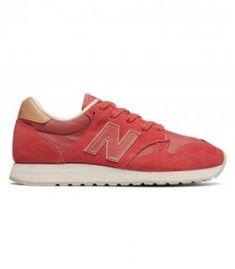 Vychádzková obuv NEW BALANCE-WL520BC COPPER ROSE