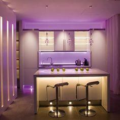 Wie Sie die Beleuchtung für Ihre Küche planen können - #Küche, #Wohnideen
