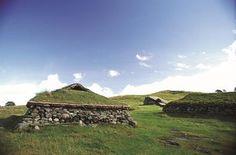 Travel back in time, visit the Iron Age Farm, migration Periode (350-550 AD) #Stavanger  #regionstavanger