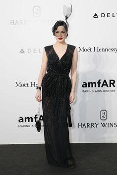 c47aa633dc5 Celebrities at Fashion Week  SS17 Paris New York London Milan. Dita Von  TeaseRed Carpet DressesBlack Evening DressesEvening GownsCelebrity ...