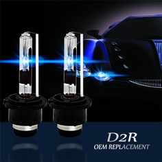 Hot Sale D2R Car Headlight 4300K 5000K 6000K 8000K 10000K 12000K Hid Bulbs Xenon Lamp Super Lighting Output 12V 35W