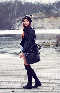 FROZEN DREAMS (by Alice Cross) http://lookbook.nu/look/4409407-FROZEN-DREAMS