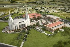 Rome Italy Mormon Temple - I wonder if I could learn Italian by 2014?