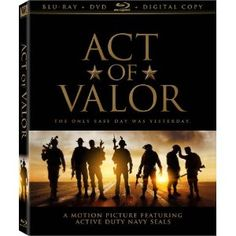 Bring it home on Blu-ray, DVD & Digital Download June 5. http://amzn.to/ActofValor_Bluray