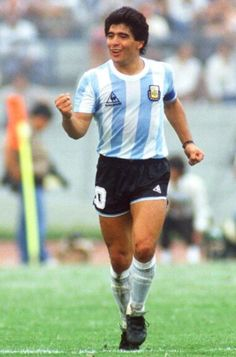 Diego Maradona, Argentina.
