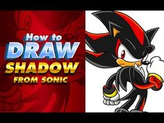 how to draw sonic boom
