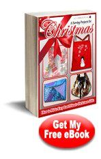 6 Sewing Projects for Christmas: How to Make Easy Last Minute Christmas Gifts-eBook | AllFreeSewing.com