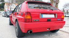 Lancia Delta Integrale by We Like Cars, via Flickr