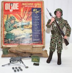 Childhood Toys, Childhood Memories, Military Action Figures, 1960s Toys, Old School Toys, Happy 50th Birthday, Grandfather Clock, Candy Cards, Classic Toys