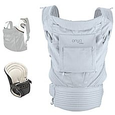 The Onya Baby Cruiser Bundle Baby Carrier in Pearl Grey is perfect for your newborn, perfect for your toddler. BUY NOW: http://www.buybuybaby.com/store/brand/onya-baby/2756?ta=typeahead