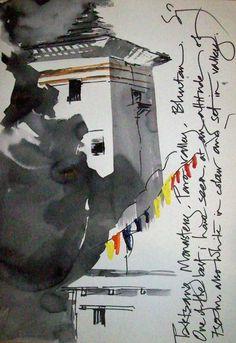 sanjeev joshi  #sketchbook
